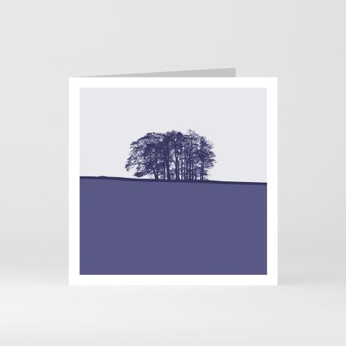 Jacky Al-Samarraie Yorkshire Greeting Card
