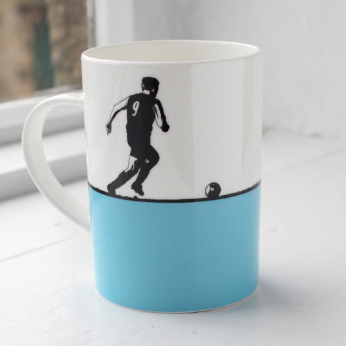 Jacky Al-Samarraie Football Bone China Mug