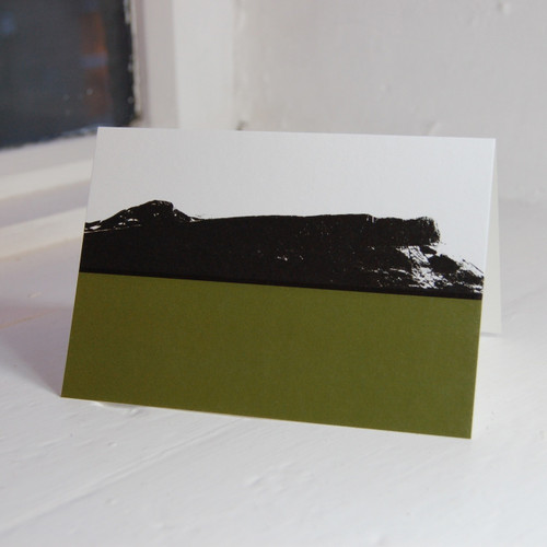 Jacky Al-Samarraie Arthur's Seat Greeting Card