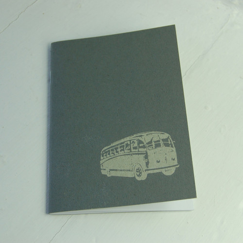 Jacky Al-Samarraie Bus Notebook