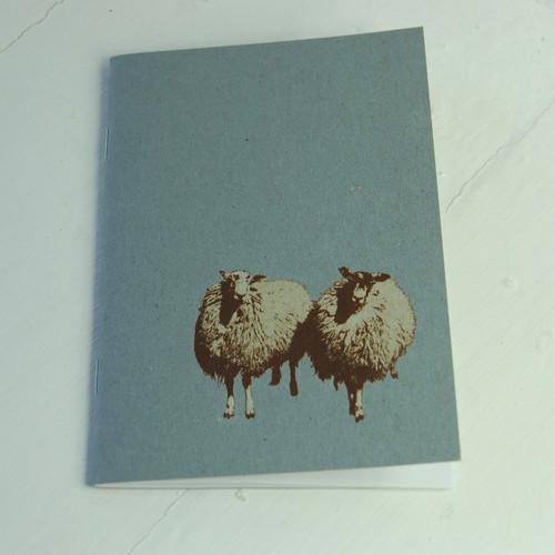 Jacky Al-Samarraie Sheep Notebook
