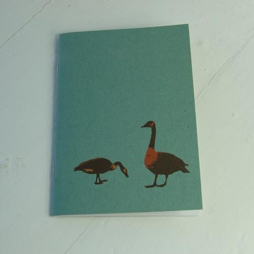 Jacky Al-Samarraie Geese Notebook