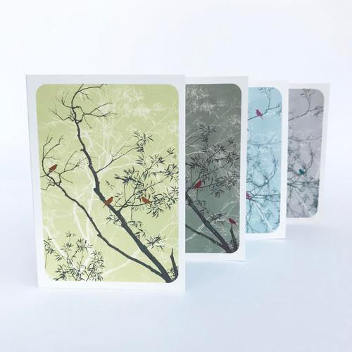 Jacky Al-Samarraie Oriental Style Greeting Cards