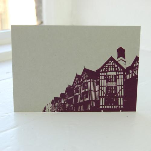 Jacky Al-Samarraie Liberty of London Postcard