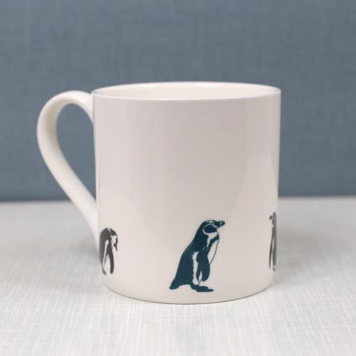 Jacky Al-Samarraie Penguin Bone China Mug