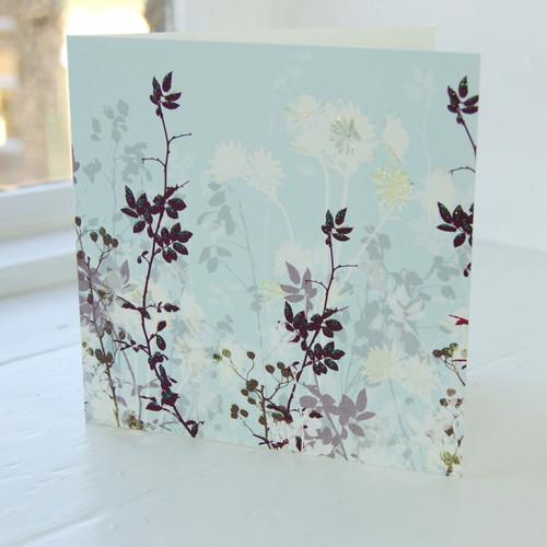 Jacky Al-Samarraie Hedgerow Greeting Card