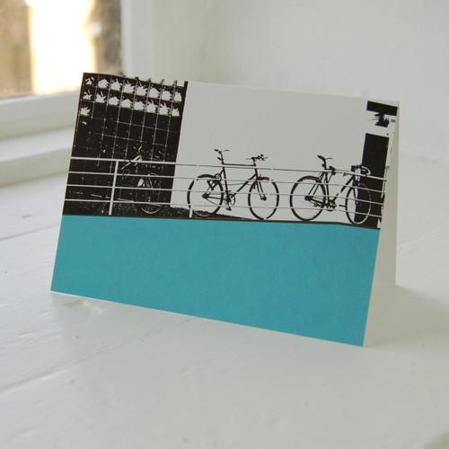 Jacky Al-Samarraie Design Museum Greeting Card