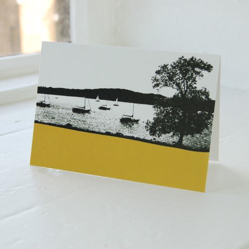 Jacky Al-Samarraie Windermere Greeting Card