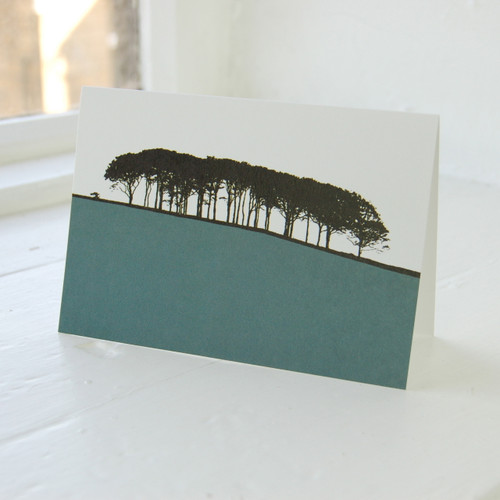 Jacky Al-Samarraie Leeds - Guiseley Greeting Card