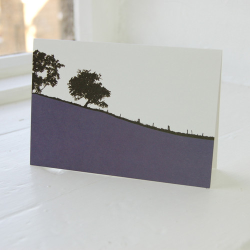 Jacky Al-Samarraie Dales - Burnsall Greeting Card