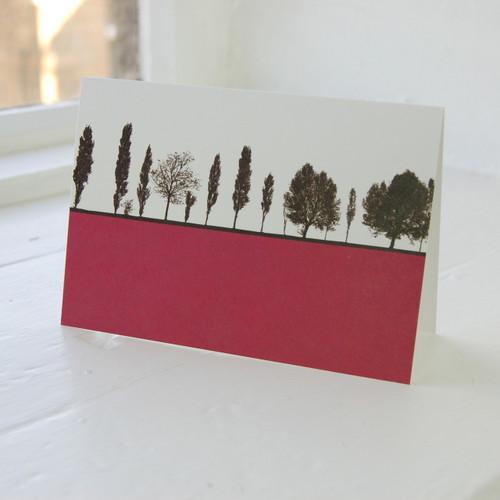 Jacky Al-Samarraie Leeds - Armley Greeting Card
