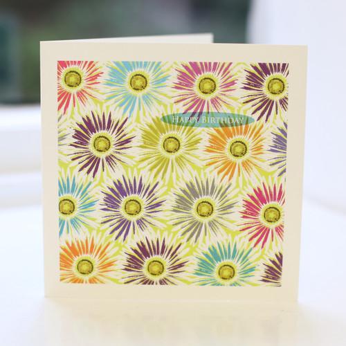 Jacky Al-Samarraie Daisy Greeting Card