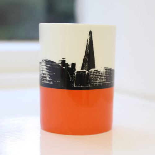 Jacky Al-Samarraie The Shard Bone China Mug