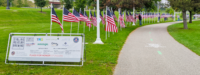 flags for honor raising funds ideas fundraisers