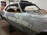 1968 Camaro Pro-Touring Restoration Project - July 31, 2020 Update