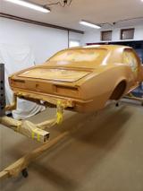 1968 Camaro Pro-Touring Restoration Project - September 1, 2020 Update