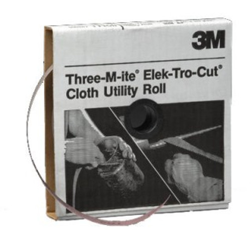 "320GRIT 1"" X 50YDS. UTILITY CLOTH ROLL"