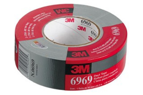 """2"""" DUCT TAPE - SILVER"""