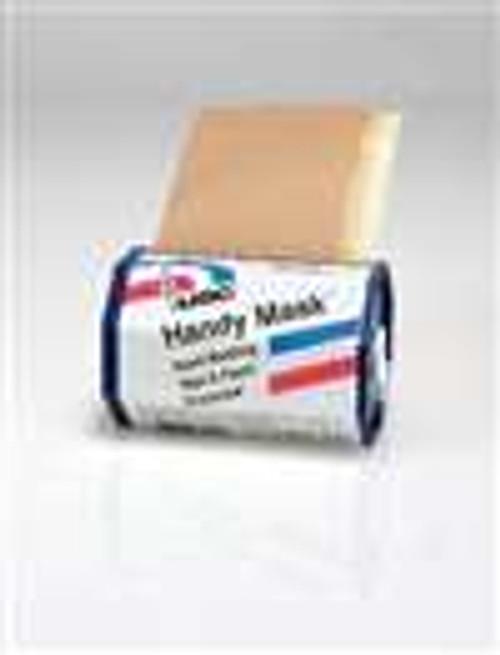 "HANDY MASK W/ROLL 7"" X 65'"