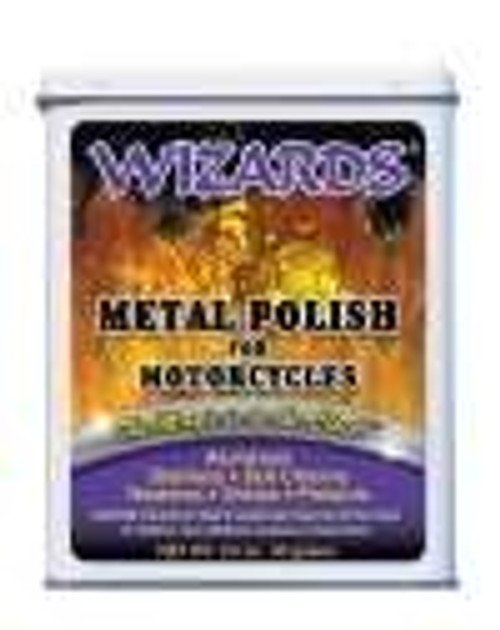 3OZ.METAL POLISH-COTTON