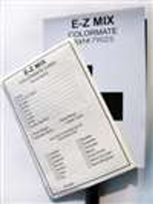 MAGNETIC COLORMATE CARD