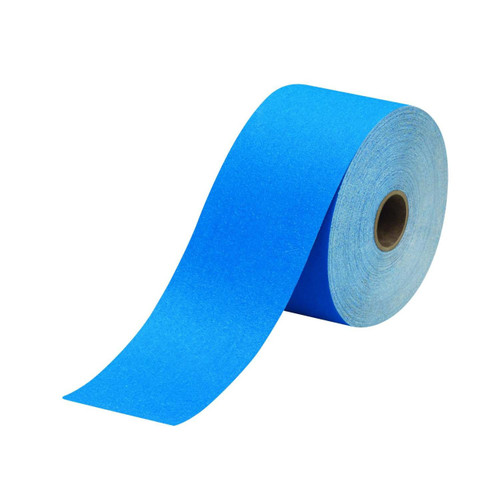 3M Stikit Blue Abrasive Sheet Roll 2.75 in x 10 yd 40G