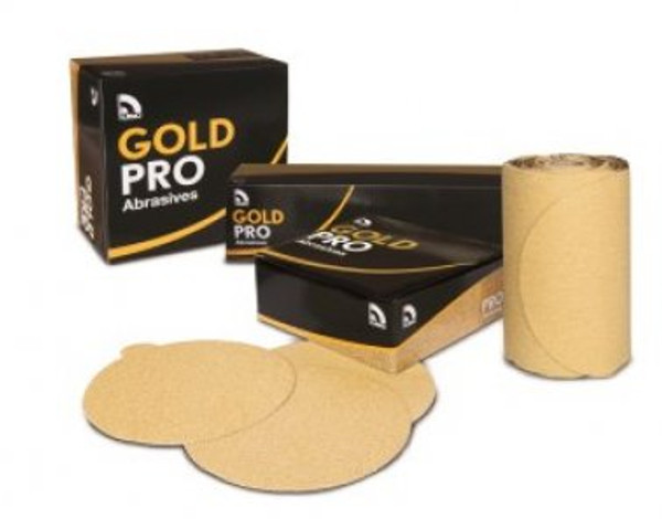 "US Chemical USC 8"" 40G PSA GOLD PRO DISC BOX/25 DISCS"