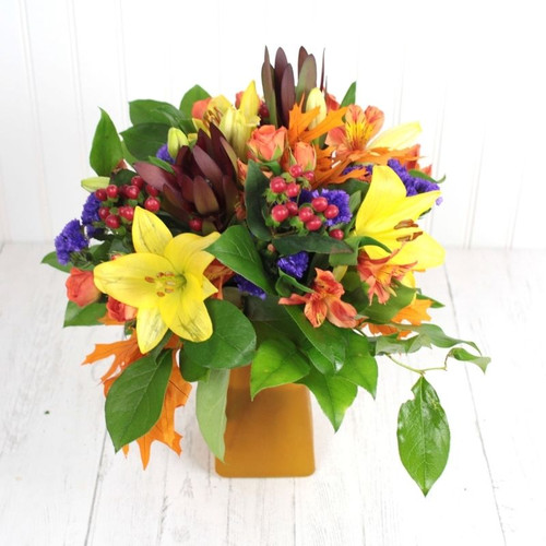 Fall Petites All Flowers and Gifts Midwood Flower Shop | Charlotte Florist Delivery Service
