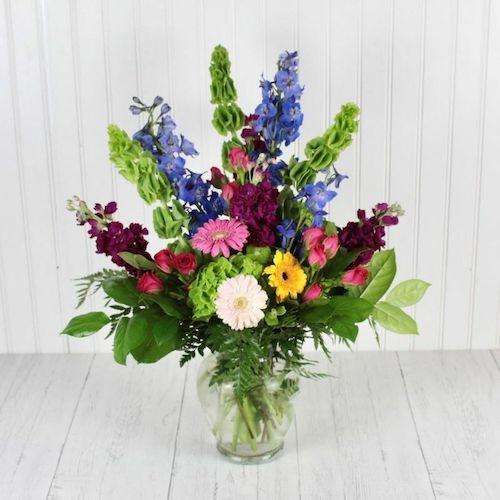 Color My Day Flower Bouquet Best Sellers Midwood Flower Shop | Charlotte Florist Delivery Service