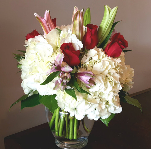 A Crushing Love Romance & Anniversary Midwood Flower Shop | Charlotte Florist Delivery Service