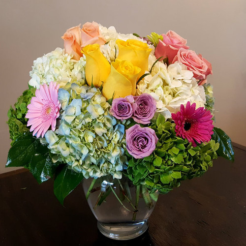 Spring Bonnet Flower Bouquet Everyday Flowers & Gifts Midwood Flower Shop | Charlotte Florist Delivery Service