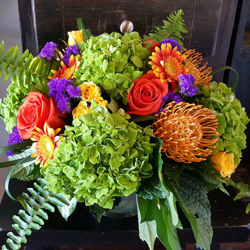 Tropic Like It's Hot Shop By Occasion Midwood Flower Shop | Charlotte Florist Delivery Service