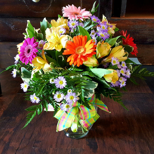 Gerbera Daisy Delight Shop By Occasion Midwood Flower Shop | Charlotte Florist Delivery Service