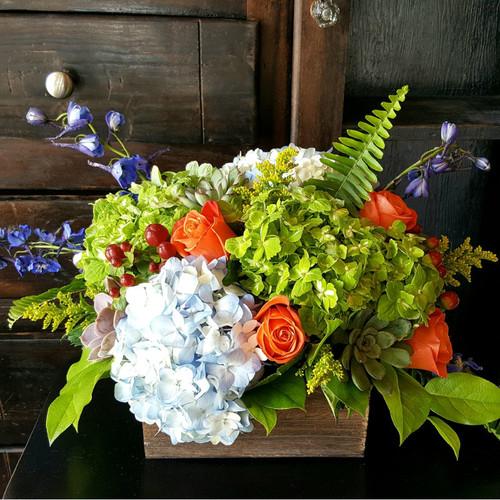 Tequila Sunrise Best Sellers Midwood Flower Shop | Charlotte Florist Delivery Service