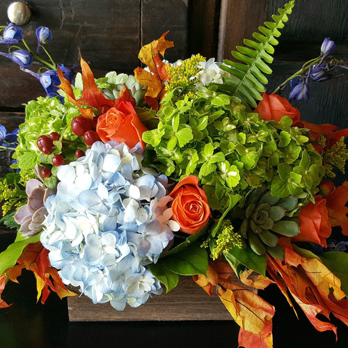 Fall Sunrise Fall Flowers Midwood Flower Shop | Charlotte Florist Delivery Service