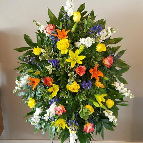Treasured Memories Sympathy Flowers Midwood Flower Shop | Charlotte Florist Delivery Service