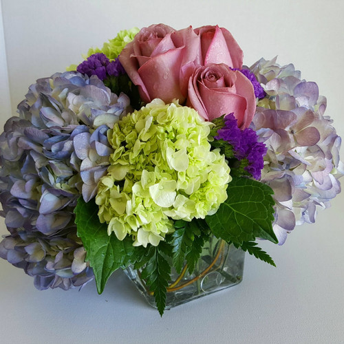 Midwood's Roses & Hydrangea Mother's Day Flowers Midwood Flower Shop | Charlotte Florist Delivery Service