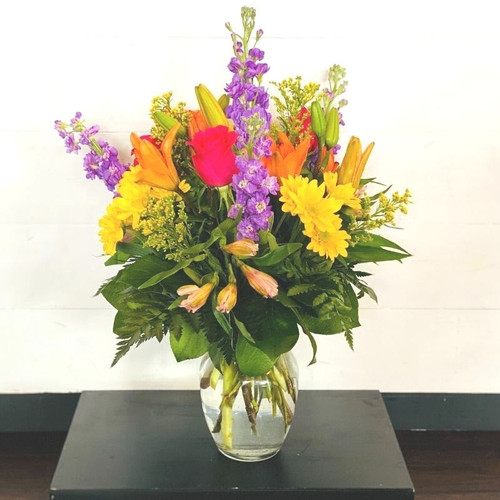 Colorful Blooms Shop By Occasion Midwood Flower Shop | Charlotte Florist Delivery Service