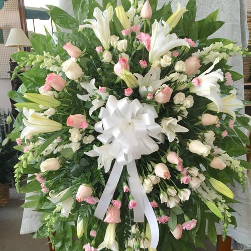 Final Farewell Sympathy Flowers Midwood Flower Shop | Charlotte Florist Delivery Service