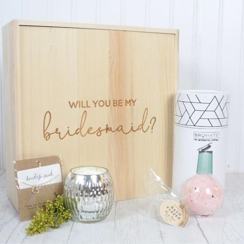 Bridesmaid Gift Set Best Sellers Midwood Flower Shop | Charlotte Florist Delivery Service