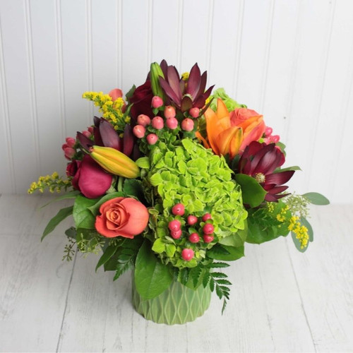 Sweet Fall Fall Flowers Midwood Flower Shop | Charlotte Florist Delivery Service