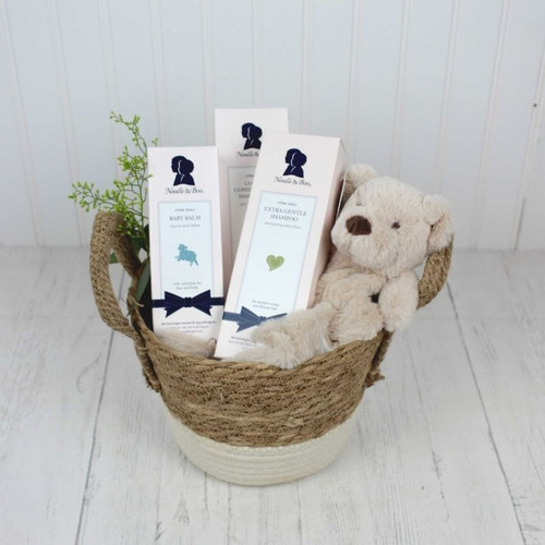 Baby Spa Basket New Baby Flowers Midwood Flower Shop | Charlotte Florist Delivery Service