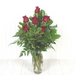 6 Red Roses Romance & Anniversary Midwood Flower Shop   Charlotte Florist Delivery Service