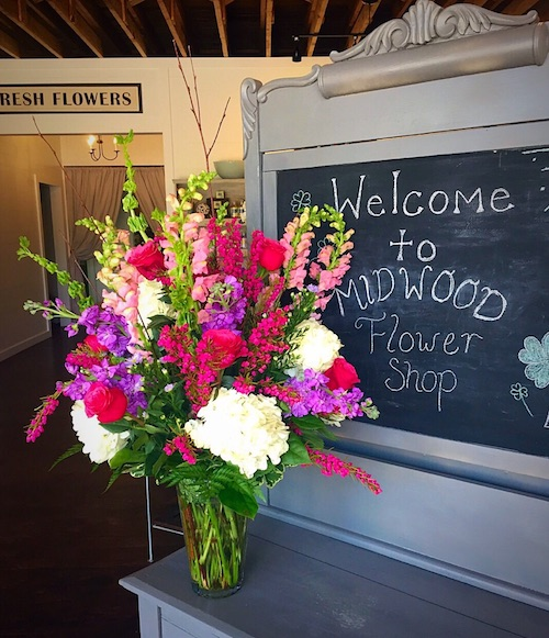 About Midwood Flower Shop, a Charlotte NC Florist