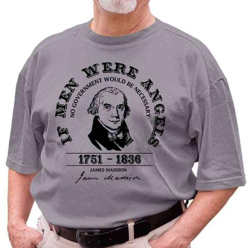 james madison tshirt