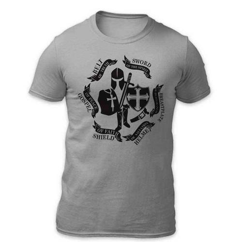 armor god tshirt