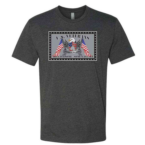 us veterans tshirt all gave some some gave all vinyl