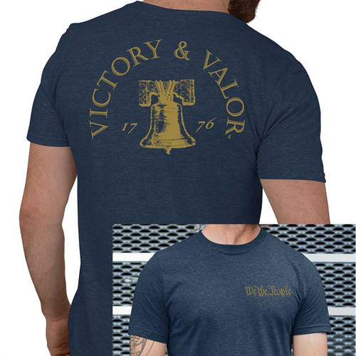 liberty bell tshirt victory valor
