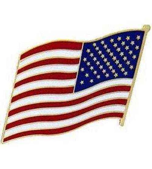 us flag lt hat lapel pin