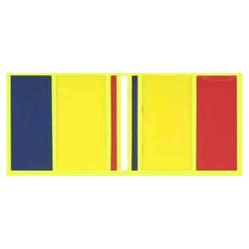 combat action hat lapel pin